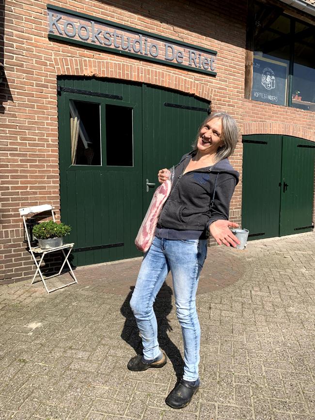 Lekker Lokaal Leusden - Kookstudio De Riet